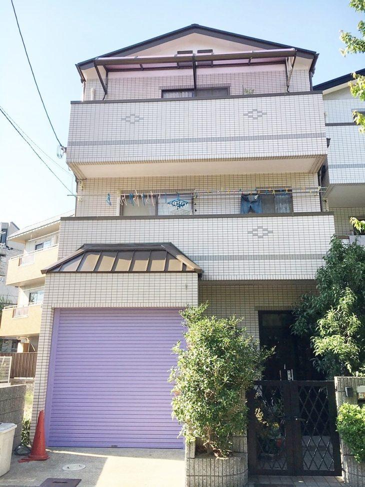 大阪市東淀川区 T様 外壁塗装・屋根工事