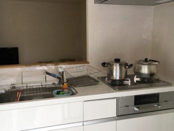 大阪市東淀川区 Y様 浴室取替え・キッチン・リビング・玄関改装工事