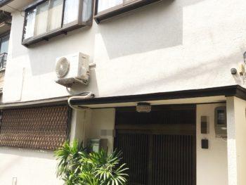大阪市東淀川区 I様邸 外壁塗装・ベランダ防水工事