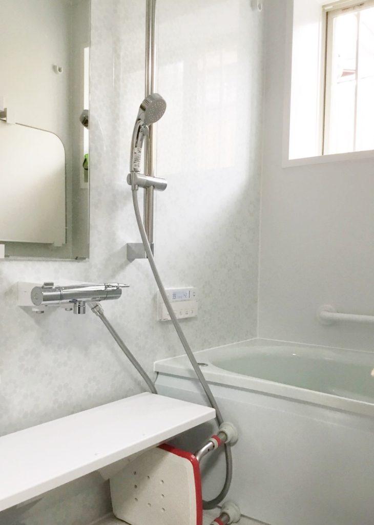 大阪市淀川区 S様邸 浴室改装工事