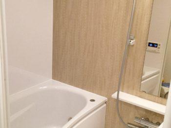 大阪市東淀川区 O様邸 マンション浴室改装工事