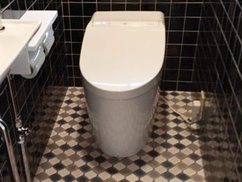 吹田市千里山西 S様邸 トイレ取替えリフォーム