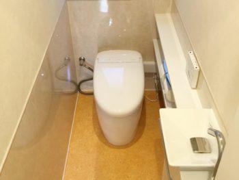 吹田市佐井寺 N様邸 2階トイレ増設工事